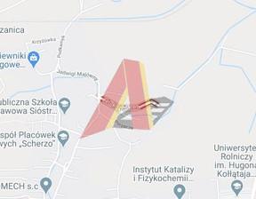 Działka na sprzedaż, Kraków Olszanica, 495 m²