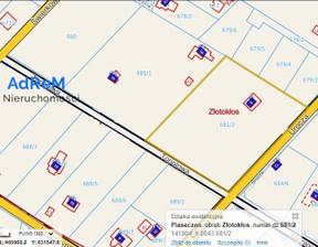 Działka na sprzedaż, Złotokłos, 7600 m²