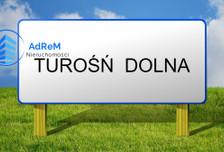 Działka na sprzedaż, Turośń Dolna, 900 m²