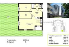 Mieszkanie na sprzedaż, Kraków Mistrzejowice, 67 m²