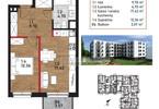 Morizon WP ogłoszenia   Mieszkanie na sprzedaż, Kraków Bieżanów-Prokocim, 44 m²   0575