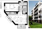 Morizon WP ogłoszenia | Mieszkanie na sprzedaż, Kraków Podgórze, 55 m² | 9051