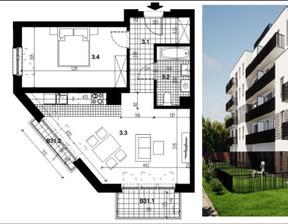 Mieszkanie na sprzedaż, Kraków Przewóz, 55 m²