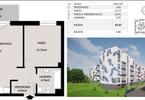 Morizon WP ogłoszenia | Mieszkanie na sprzedaż, Kraków Czyżyny, 46 m² | 7462