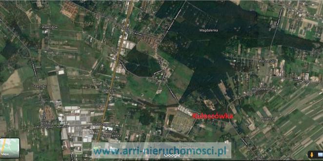 Morizon WP ogłoszenia   Działka na sprzedaż, Kuleszówka, 68346 m²   6985