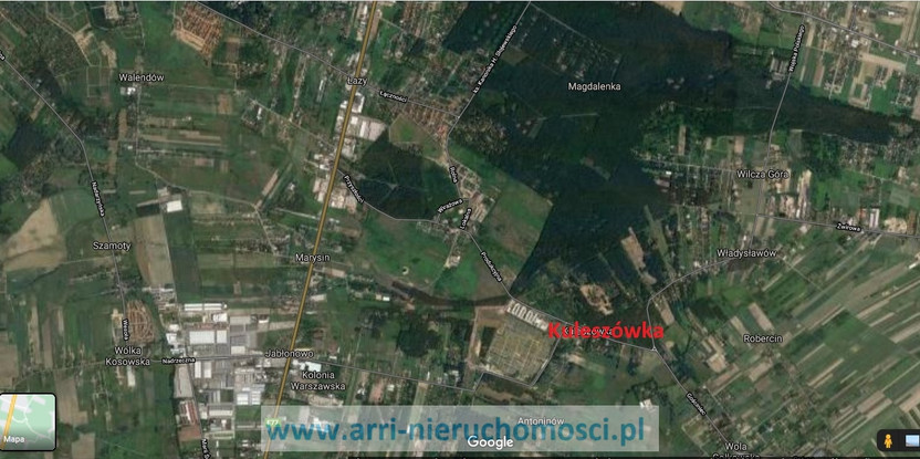 Działka na sprzedaż, Kuleszówka, 68346 m² | Morizon.pl | 0925