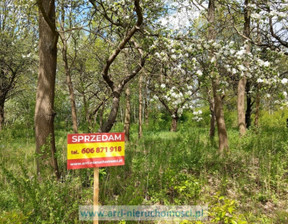 Działka na sprzedaż, Wólka Kosowska Krzywa, 1621 m²