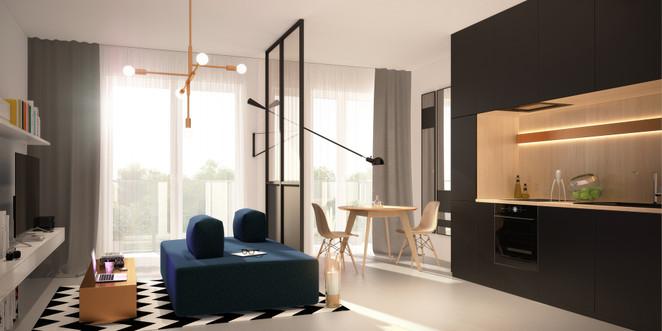 Morizon WP ogłoszenia   Mieszkanie w inwestycji Ochota/Stare Włochy, obok SKM - 10 mi..., Warszawa, 31 m²   5566