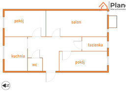 Morizon WP ogłoszenia   Mieszkanie na sprzedaż, Olsztyn Nagórki, 60 m²   0450
