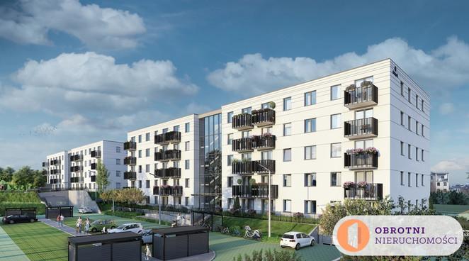 Morizon WP ogłoszenia | Mieszkanie na sprzedaż, Gdańsk Jasień, 61 m² | 2896