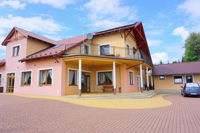 Ośrodek wypoczynkowy na sprzedaż, Więcbork, 1044 m² | Morizon.pl | 8028