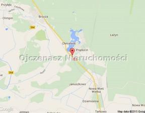 Działka na sprzedaż, Prądocin, 4186 m²