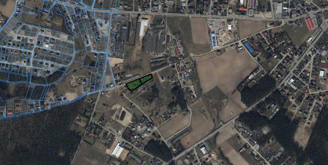 Morizon WP ogłoszenia | Działka na sprzedaż, Chwaszczyno Tuchomska, 5170 m² | 1099