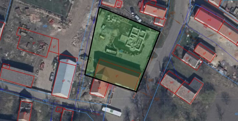 Działka na sprzedaż, Tyniec nad Ślężą Leśna, 67000 m² | Morizon.pl | 8650