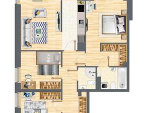 Mieszkanie w inwestycji Słowackiego 77, Gdańsk, 86 m²