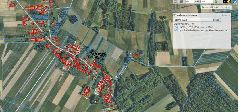 Działka na sprzedaż, Łomna, 3600 m² | Morizon.pl | 2510