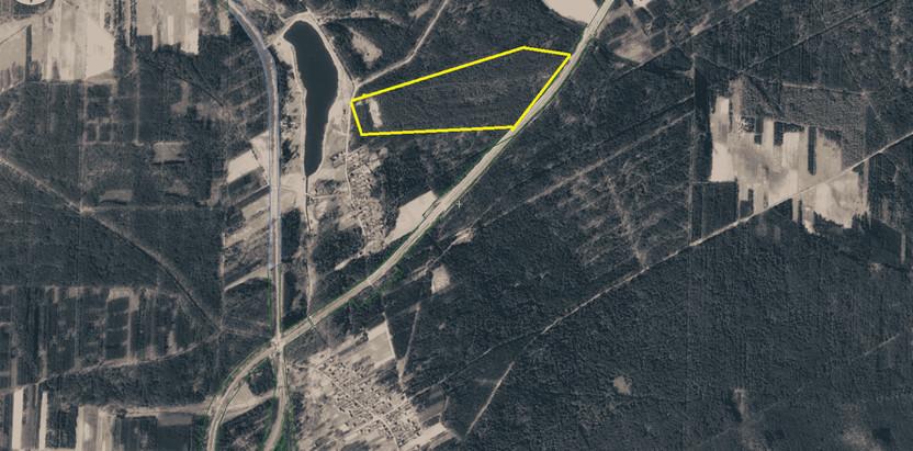Działka na sprzedaż, Dobrowoda, 268900 m² | Morizon.pl | 7505