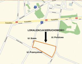 Działka na sprzedaż, Tarnowo Podgórne Sowia, 128900 m²