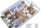 Mieszkanie na sprzedaż, Kraków Podgórze, 82 m² | Morizon.pl | 3686 nr3