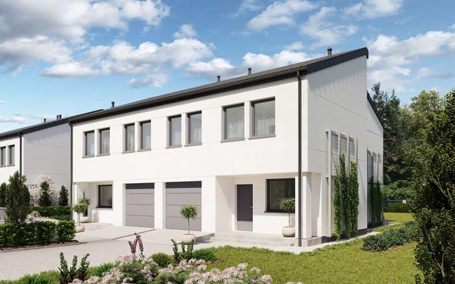Morizon WP ogłoszenia | Dom na sprzedaż, Złotniki Cisowa, 141 m² | 3670