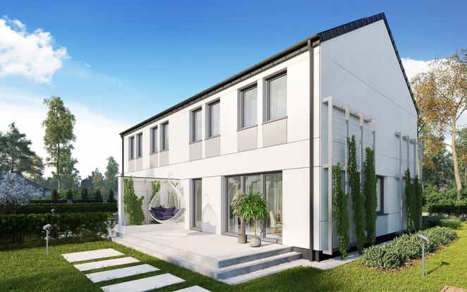 Morizon WP ogłoszenia | Dom na sprzedaż, Suchy Las, 92 m² | 6772