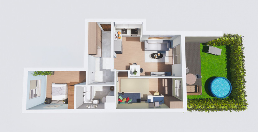 Mieszkanie na sprzedaż, Sosnowiec Sielec, 56 m²   Morizon.pl   9021