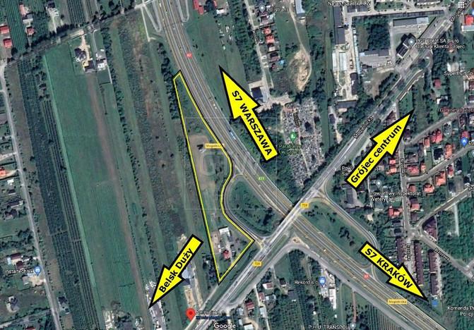 Działka na sprzedaż, Worów, 10104 m² | Morizon.pl | 5849