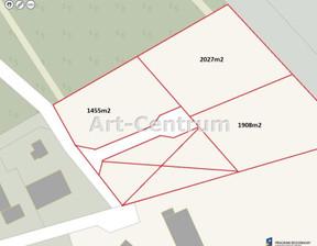 Działka na sprzedaż, Zielonka, 1455 m²