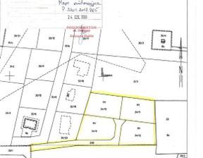 Działka na sprzedaż, Pękanino, 953 m²