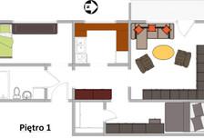 Mieszkanie na sprzedaż, Gliwice Politechnika, 55 m²