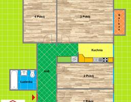 Morizon WP ogłoszenia   Mieszkanie na sprzedaż, Knurów Mieszka I, 62 m²   1330