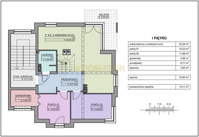 Morizon WP ogłoszenia   Mieszkanie na sprzedaż, Zielonka, 116 m²   8208