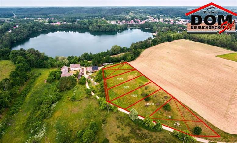 Działka na sprzedaż, Kalisz Pomorski Aleja Sprzymierzonych, 1322 m²   Morizon.pl   0980