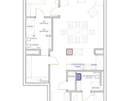 Morizon WP ogłoszenia | Mieszkanie na sprzedaż, Warszawa Mokotów, 111 m² | 7117