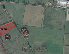 Działka na sprzedaż, Gorzów Wielkopolski Chróścik, 7639 m²