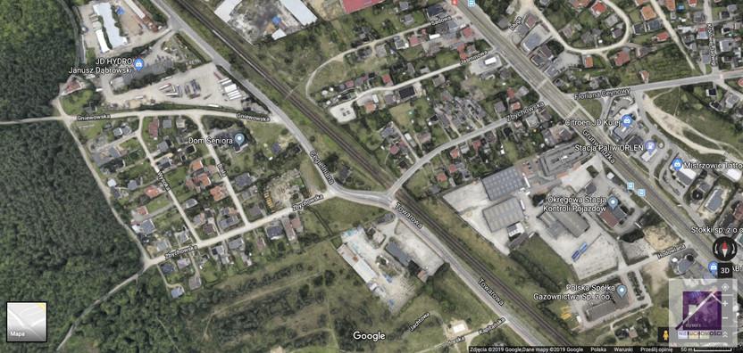 Działka na sprzedaż, Rumia Zbychowska, 2813 m² | Morizon.pl | 9165