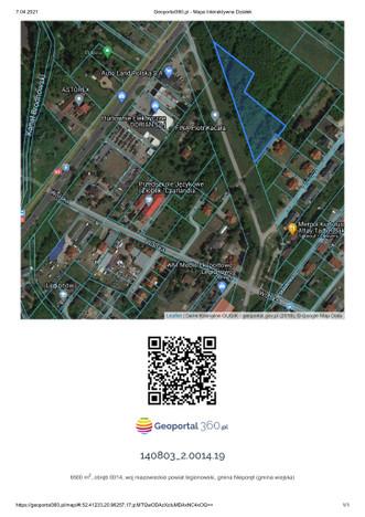 Działka na sprzedaż, Legionowo Warszawska, 6500 m² | Morizon.pl | 1654