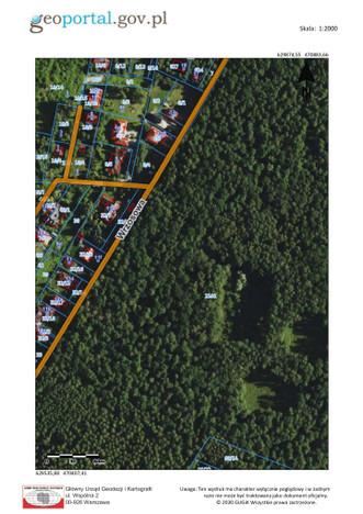 Działka na sprzedaż, Łazy, 1266 m² | Morizon.pl | 3720