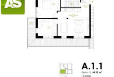 Mieszkanie na sprzedaż, Knurów Walentego Rakoniewskiego, 64 m²