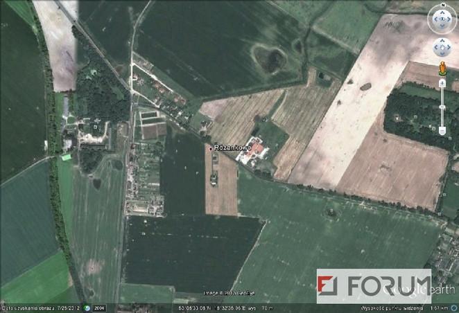 Morizon WP ogłoszenia   Działka na sprzedaż, Różankowo, 1200 m²   6211