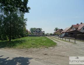 Działka na sprzedaż, Biłgoraj Puszcza Solska, 903 m²