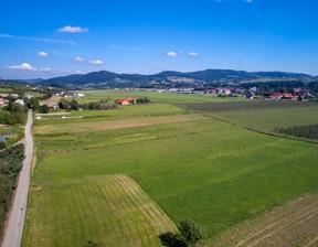 Działka na sprzedaż, Łososina Dolna, 1167 m²