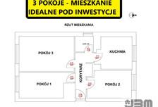 Mieszkanie na sprzedaż, Wrocław Wojnów, 61 m²