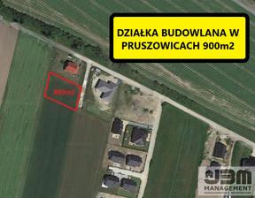 Działka na sprzedaż, Pruszowice, 900 m²