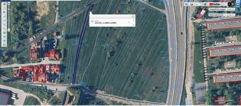 Działka na sprzedaż, Nowy Targ, 1068 m²   Morizon.pl   1019