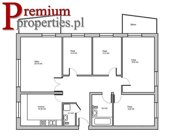 Morizon WP ogłoszenia | Mieszkanie na sprzedaż, Warszawa Ursynów, 126 m² | 8535