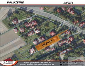 Działka na sprzedaż, Mirocin, 1900 m²