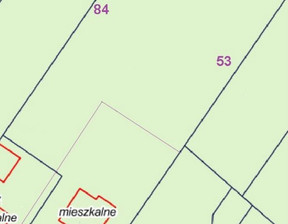Działka na sprzedaż, Rybna, 4707 m²