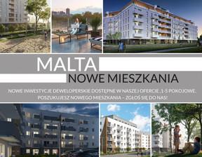 Mieszkanie na sprzedaż, Poznań Malta, 63 m²