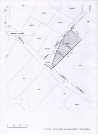 Morizon WP ogłoszenia | Działka na sprzedaż, Kębliny Jodłowa, 923 m² | 4207
